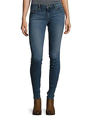 Amelia Midrise Skinny Jeans