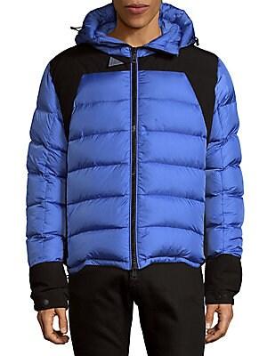 Lambert Hooded Puffer Coat