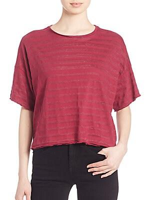 Tricou de damă RAG & BONE/ JEAN Shadow