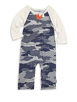 Baby's Camo Coverall