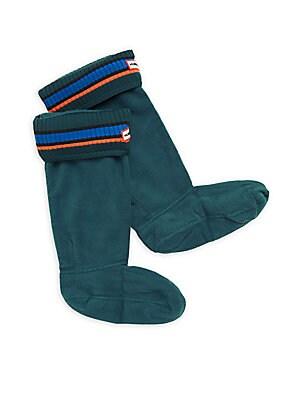 Striped Boot Socks