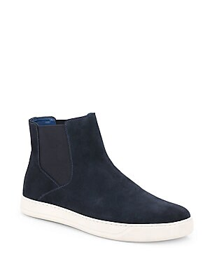 Slip-On Hightop Boots
