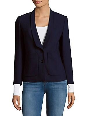 Epaulette Tailored Jacket
