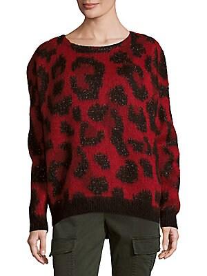 Pulover de damă MAJE Cheetah