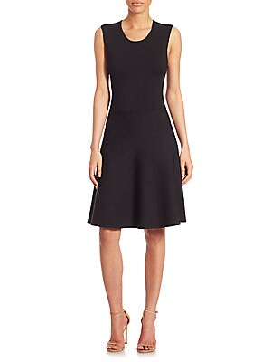 Wolff Fit & Flare Dress