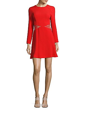 Rayke Long-Sleeve Dress