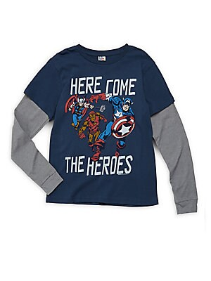 Click here for Boys X-Men T-Shirt prices