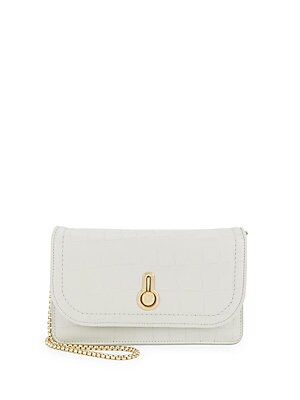 Soho Leather Chain Wallet