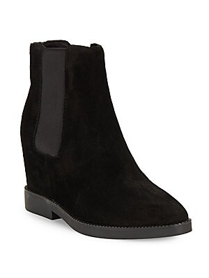 Gong Leather Ankle Boots