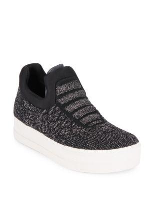 아쉬 재규어 슬립온 스니커즈 ASH jaguar speckled slip-on sneakers