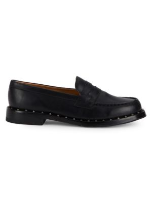 아쉬 ASH xenos studded leather loafers