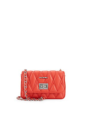 Noelle Quilted Leather Crossbody Bag