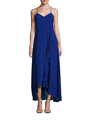 Regan Sweetheart High-Low Dress
