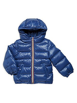 Baby's Hooded Puffer Jacket