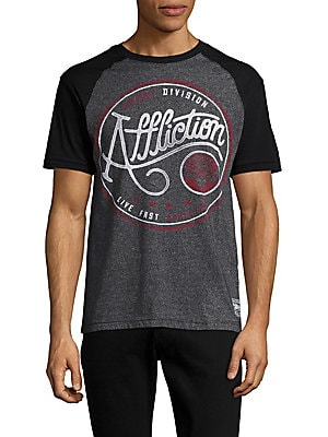 Elite Sport Cotton-Blend Tee