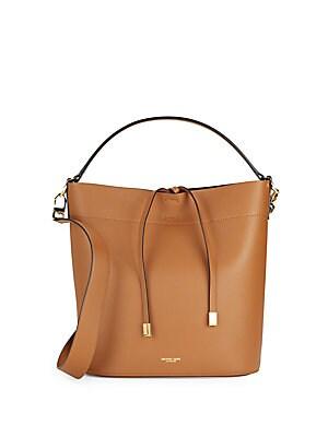 Leather Crossbody Shoulder Bag