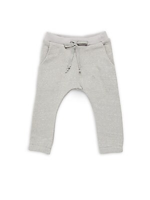 Click here for Baby's Cotton Heathered Jogger Pants prices