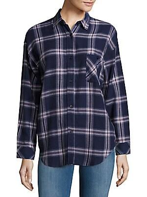 Jackson Windowpane Check Shirt
