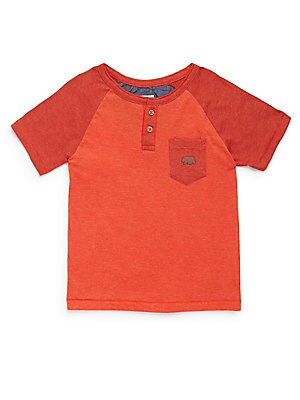 Little Boy's Cotton-Blend Tee