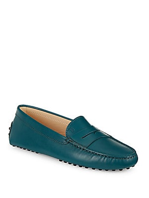 Gommini Leather Moccasins