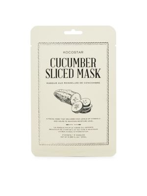 Cucumber Sliced Face Mask Kocostar