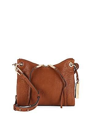 Avin Leather Shoulder Bag