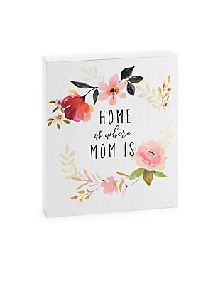 Mother's Day Wooden Wall Art