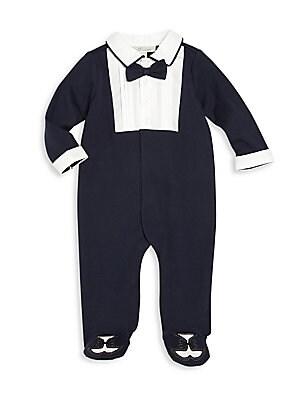 Baby's Tuxedo Footie