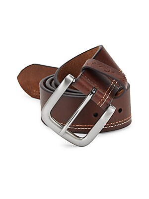 Jorhat Leather Belt