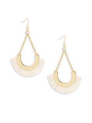 Fringed Tassel Earrings