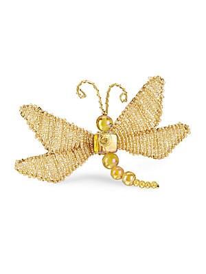 Dragonfly Napkin Ring