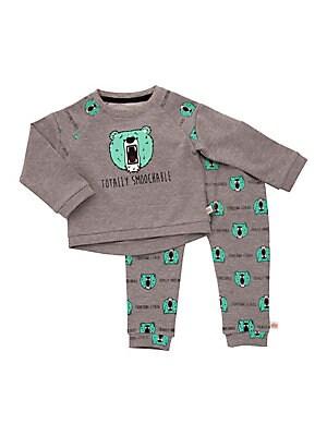 Baby's Totally Smoochable Top and Pants Set