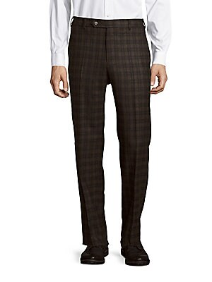 Devon Plaid Pants