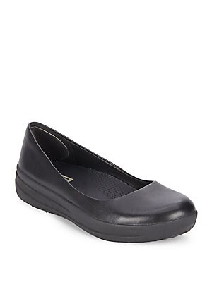 Adoraballerina Leather Ballet Flats