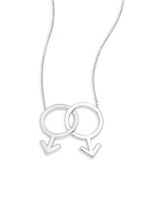 Click here for Wedded Me 18K White Gold Pendant Necklace prices