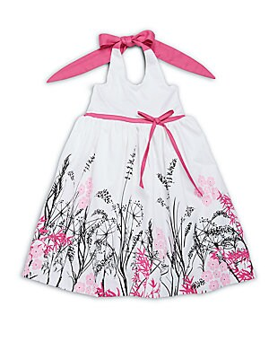 Little Girl's & Girl's Amenia Smocked Dress