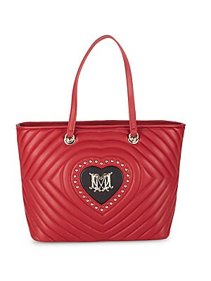 Borsa Nappa Leather Tote Bag