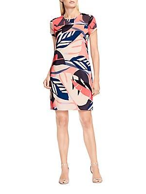 Modern Tropics Yoke Dress
