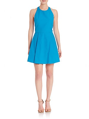 Christie Halterneck Sleeveless Dress