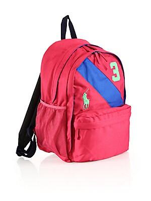 Banner Stripe Backpack