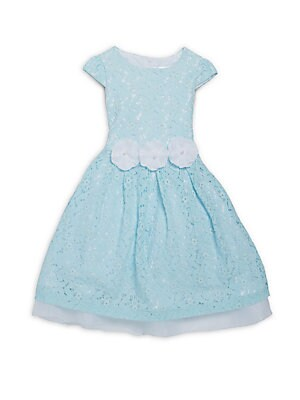 Little Girl's Lace Dress