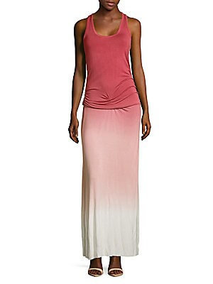 Hampton Sleeveless Maxi Dress