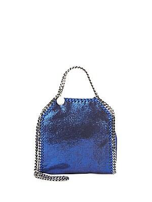 Glossy Shoulder Bag