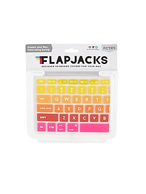 Flapjacks Silicon Keyboard Cover