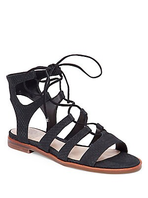 Tany Leather Gladiator Sandals