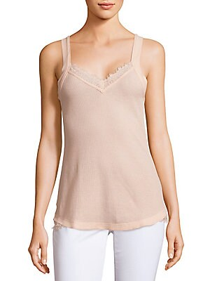 Cotton Sleeveless Camisole