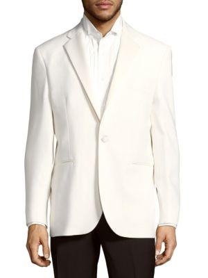 Wool Tuxedo Suit Yves Saint Laurent