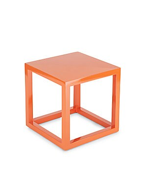 Small Lacquer Cube