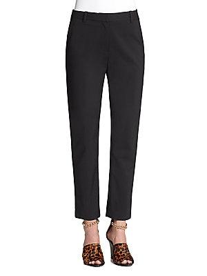 31 phillip lim female core cropped pencil trousers