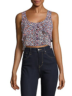 Cropped Overlay Top